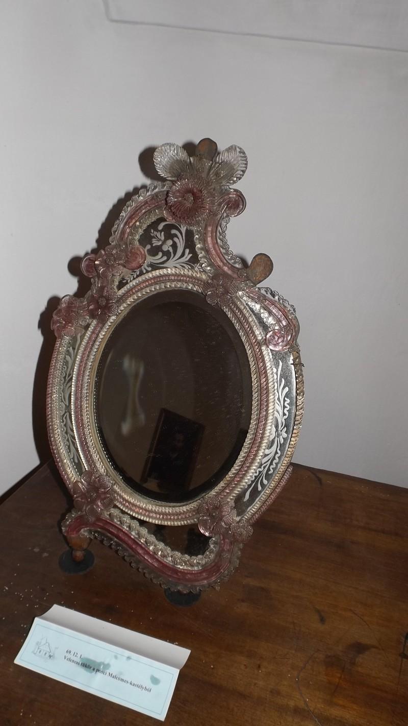 A hónap műtárgya - a velencei tükör